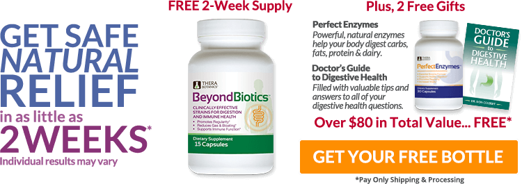 Try Beyond Biotics for FREE