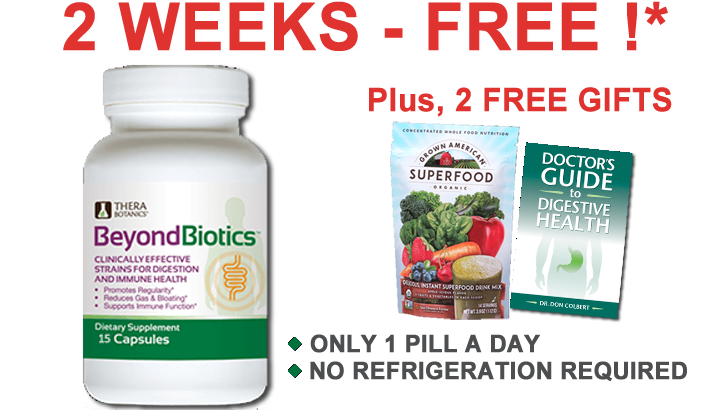 Try Beyond Biotics for FREE*